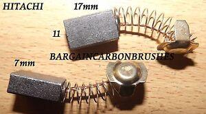 Bosch Carbon Brushes POF40 POF 400 A PSB 13R psb 350 psb 380 RE PSB 400 RE BS4