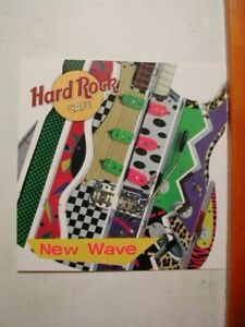 The Hard Rock Cafe Poster Flat different HardRock