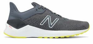 New-Balance-Men-039-s-Ventr-Shoes-Grey-With-Yellow