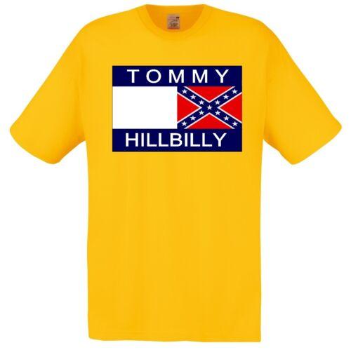 Tommy Hillbilly parady funny T Shirt Childrens Kids Size spoof designer