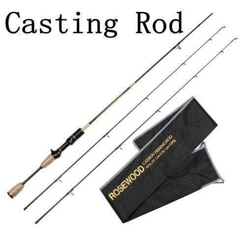 Cheap UL Spinning or Casting Rod 1.8m 0.8-5g Lure Weight Ultra Light Rods 2-5LB