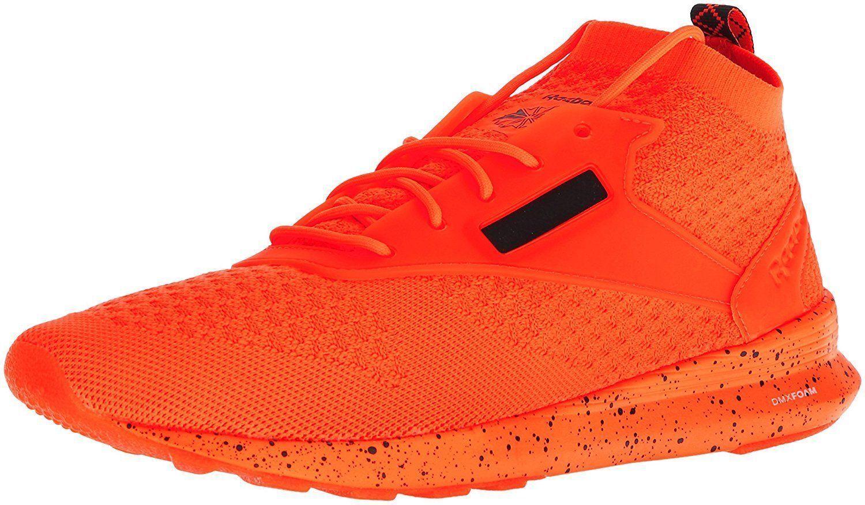 nuevo en caja Reebok Zoku Runner ultk es Zapatillas Para Correr Para hombres 9 11 nos Neón Naranja