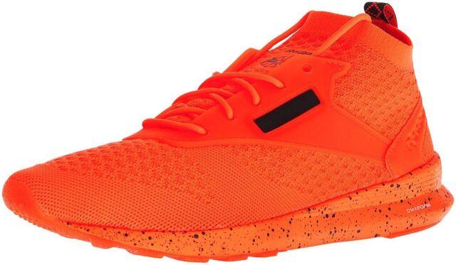e2805a3673 NEW in box Reebok Zoku Runner ULTk IS Running Shoes men's 9/11 US neon  orange