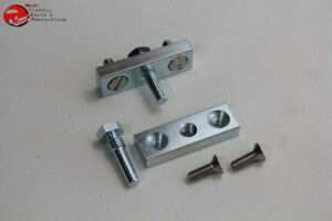 Coupe Only 1968-72 GM Cars Trunk Lid Hinges Pair