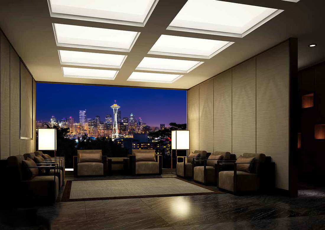 3D Night sky city 2655 Wall Paper Wall Print Decal Wall Deco Indoor Wall Murals