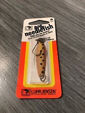 Blinker Luhr Jensen Needlefish Heuschrecken 75 mm 6,5 Gramm