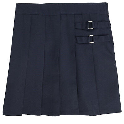 Bambini Navy Gonna Due Tab Scooter French Toast Scuola Uniforme Taglie 2t To 4t Eppure Non Volgare