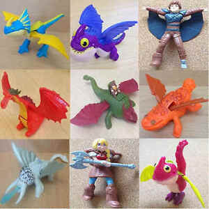 Mcdonalds Happy Meal Toy 2014 How To Train Your Dragon 2 The Movie Various Ebay