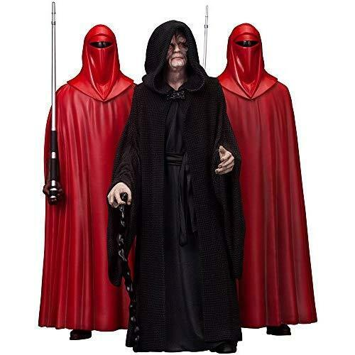 ARTFX+ Star Wars Emperor Palpatine with Royal Guard 1/10 Kotobukiya Japanese Ver