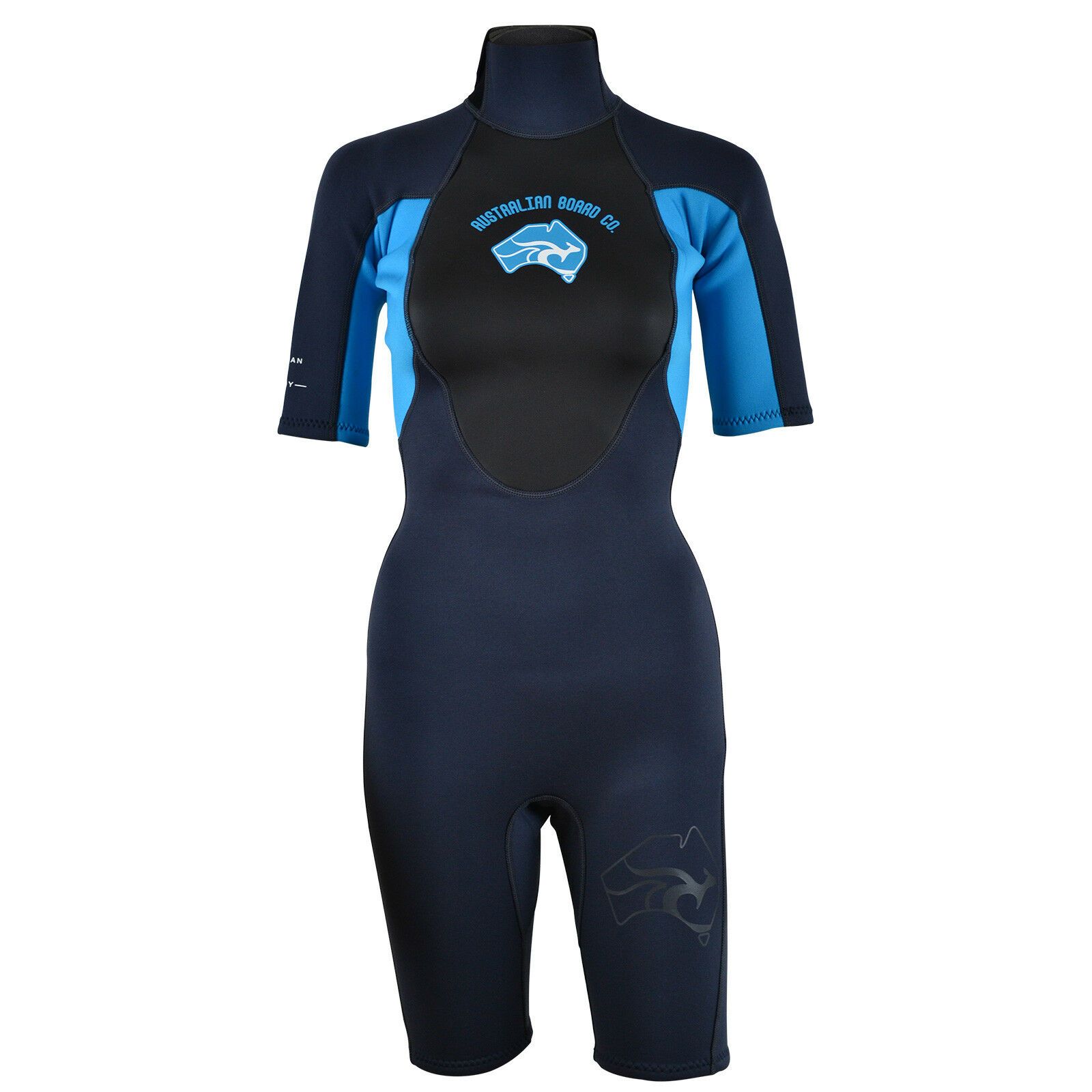PULSE Womens 3 2mm SUMMER SHORTY Wetsuit