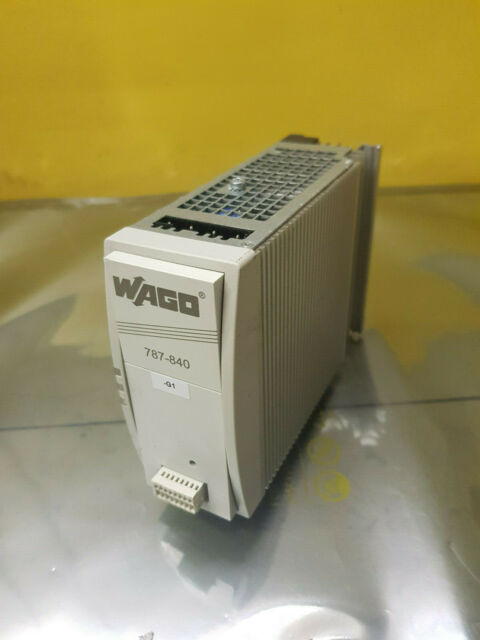 Wago Epsitron -pro-power 787-840 Power Supply