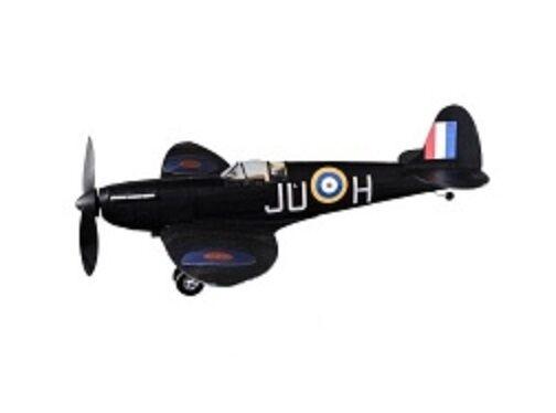 The Vintage Model Model Model Co. Spitfire NF Balsa Wood Kit  W S -460mm (18 ) T48 post ca8658
