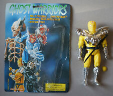 MOTU KO Super Ninja Original Toys 1985 Ghost Warriors Vintage YELLOW NINJA