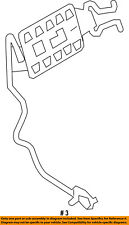 FORD OEM 09-14 F-150 Front Seat-Lumbar Adjustment Adjuster Left 9L3Z1665501A