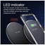thumbnail 2 - 10W Qi Fast Wireless Charger Charging Pad For iPhone XS Max Xr X 8 11/11 Pro Max