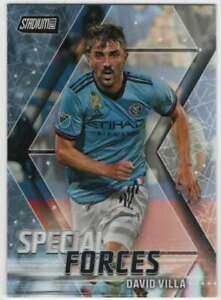 2018-Topps-Stadium-Club-MLS-Soccer-Special-Forces-SF-12-David-Villa