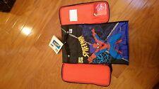 Spiderman Wiz Locker Bag Backpack 1995
