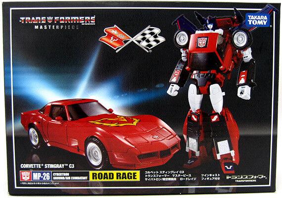 Web oficial Transformers Takara Takara Takara 6 Pulgadas Figura De Acción Serie obra maestra-Road Rage MP-26  ahorra hasta un 30-50% de descuento