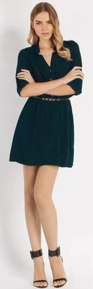 Stunning oasis shirt dress size 12 bnwt