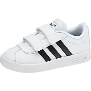 16b41a398338 Adidas Neo Kids Boys Shoes Infants Running Sneakers Casual VL Court ...