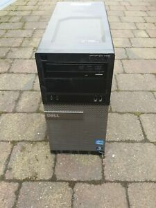 Dell Optiplex 390 MT i5-2400CPU@3.1Ghz 8Gb Mem 500Gb Disk Radeon Hd3650  W10Pro