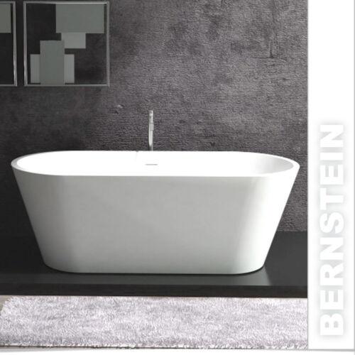"Freestanding bath ""ALMERIA"",solid stone bath tub +Tap,white,waste,overflow"