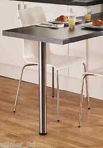 Cuisine Petit Dejeuner Bar Table Plan De Travail Cuisine Bureau