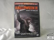 Halloween II (DVD, 2010, Unrated)