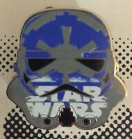 Disney Star Wars Stromtrooper Helmets Mystery Pin Set Galactic Empire