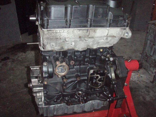 MOTOR 1.9TDI BRS ,BRR,102PS  2008 VW T5 TRANSPORTER CARAVELLE MULTIVAN