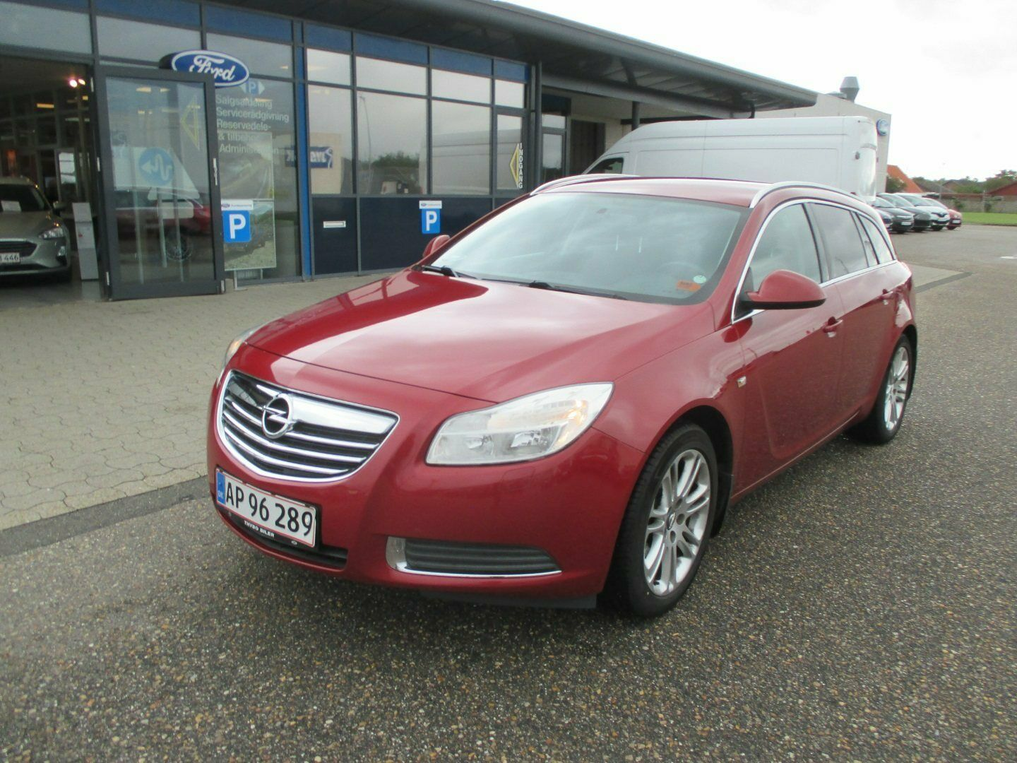 Opel Insignia 1,8 Edition ST