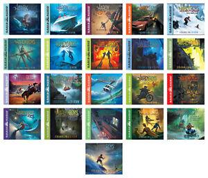 NEW Set of 21 Hardy Boys Adventures by Franklin Dixon Audio Book Unabridged CD