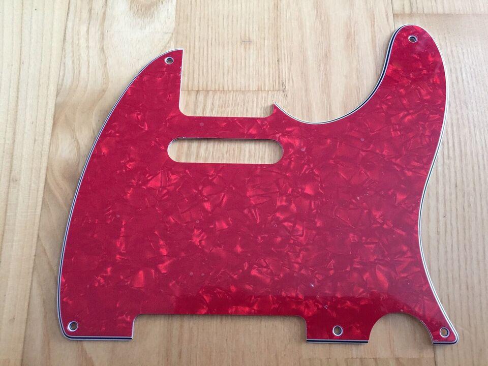 Slagplade / pickguard / scratchplate , Telecaster