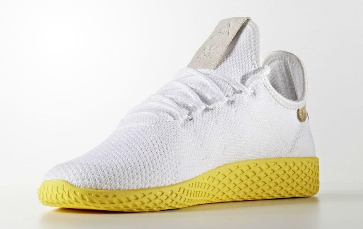 Adidas X Pharrell Williams HU Primeknit Size 12 DS In Hand!