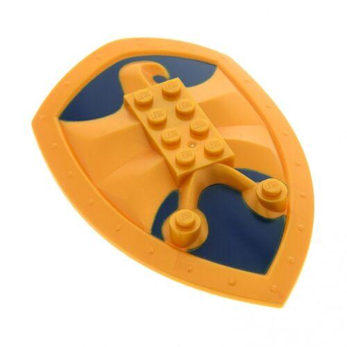 1x Lego Technic Knights/' Kingdom Shield Perl Gold Falke Jayko 8701 50655pb02