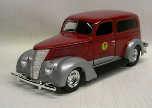 1937 ford sedan delivery panel meineke1 25 die cast by speccast 1937 Ford Fordor Sedan image is loading 1937 ford sedan delivery panel meineke1 25 die