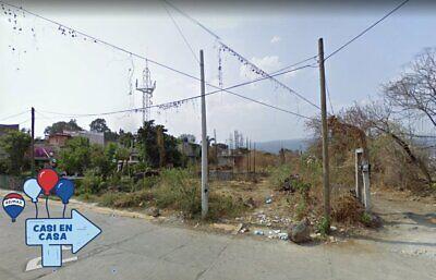 Terreno cerca de a UNILA, Cuernavaca, Morelos, Cesión de Derechos...Clave 3542