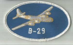 B-29-Superfortress-airplane-by-Boeing-patch-2-1-2-X-4-1-8-417