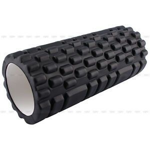 Textured Grid Yoga Exercise Eva Foam Roller Trigger Gym Pilates Physio Massage - <span itemprop=availableAtOrFrom>UK, United Kingdom</span> - * We have a 45 Day Money Back Guarantee! We will issue a refund upon our receipt of the original product. * Shipping and handling fees are not refundable. Buyer is responsible for shipping cos - UK, United Kingdom