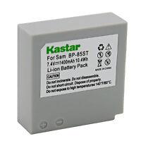 1x Kastar Battery For Samsung Ia-bp85st Bp85nf Hmx-h100 H104 H105 H106