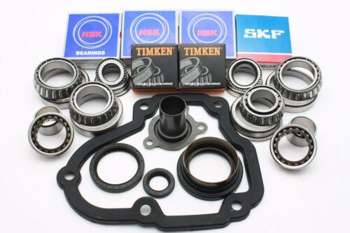 1.9 TDi 0A4 Gearbox OEM Bearing /& Seal Rebuild Kit Fits GQR,JCS VW Caddy 2K//2C