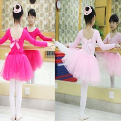 Princess Dressup Ballet Dancewear Children Kid Girls Dancewear Party Costume