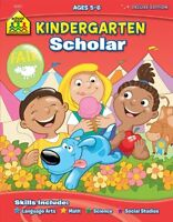 Kindergarten Scholar By Not Available (na), (paperback), School Zone Pub , New, on sale