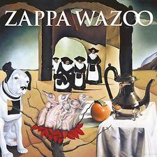 Frank ZAPPA-Wazoo (2cd) 2 CD NUOVO
