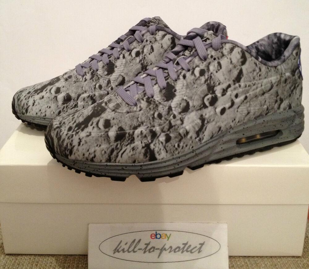 Nike Air Max 90 Lunar Moon Landing US UK7 8 9 10 11 12 SP 700098-007 Apollo 2014-