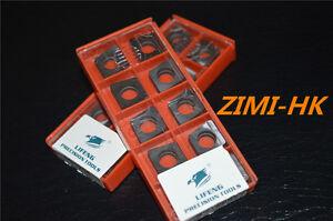 10x SC1204 Carbide Insert Shim Seats For CNMG CNMM 120408//04//12 Tool Holder C#