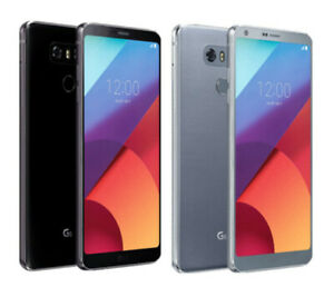 Details about LG G6 H872 32GB Unlocked (T-Mobile) Black, Ice Platinum  Smartphone 5 7inch