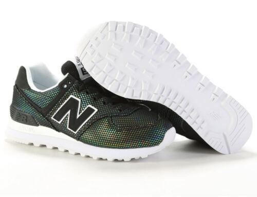 New Scarpe 5 40 5 Balance Sneaker 40 Black Donna Wl574uba 41 41 qtprq8