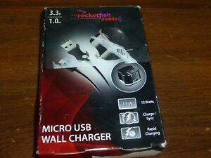 Micro USB Wall Charger by Rocketfish