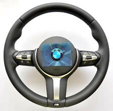 NEW HEATED!!! BMW M Tech 1 3 X3 X5 F15 M3 F30 F31 F34 F20 F21 F25 Steering wheel